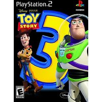 Toy Story 3 The Video Game - PlayStation 2