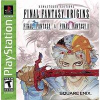 Final Fantasy Origins Final Fantasy I & II Remastered E