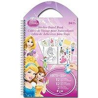 Disney Princess Sticker Travel Book 575+ Stickers
