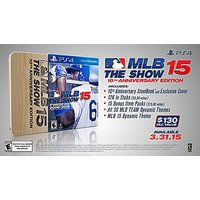 MLB 15: The Show (10th Anniversary Edition)