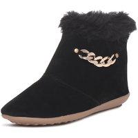 Boot Black For Women
