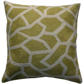 Zig Zag Striped Cushion Cover
