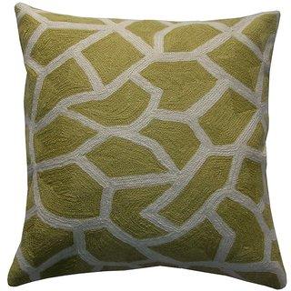 Zig Zag Striped Cushion Cover