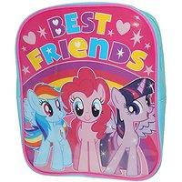 My little pony mini backpack best friends school rainbow