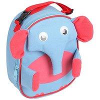 My Milestones Toddler Lunch Bag - Blue Elephant