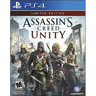 Assassin's Creed Unity - Limited Edition - PlayStation