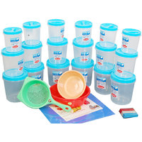 CHETAN 28 PC JUMBO MULTIPURPOSE KITCHEN SET @ 1599/= Only (Free Delivery)