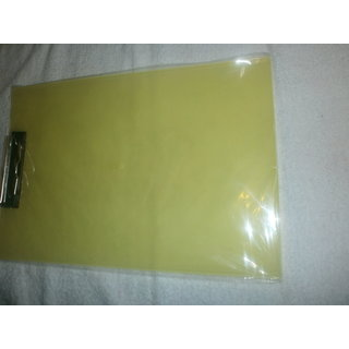 Polypropylene Clip Board 001- (Set of Five)