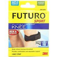 Futuro Sport Adjustable Knee Strap, Adjustable