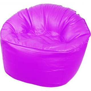 UK Bean Bags Mudda Chair Purple Size XXL