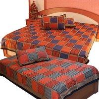 Double Bedsheet Set N Get Single Bedsheet