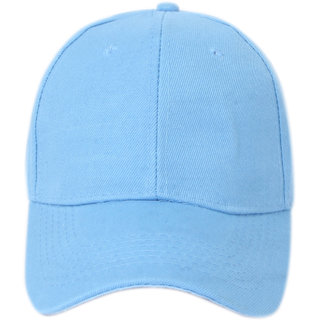9bdc5ed92f1 ILU plain blue Snapback caps Hip hop cap men women boys girls baseball man  woman cap