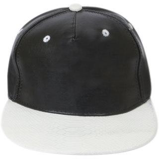 473ce4ae965 ILU black leather Snapback caps Hip hop cap white cap men women boys girls baseball  man woman cap