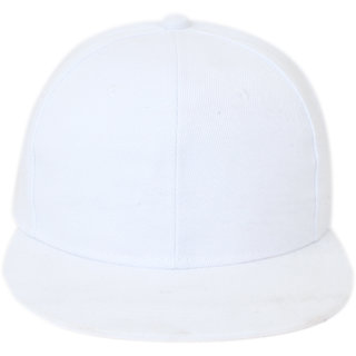 ILU Plain Snapback caps Hip hop cap men women boys girls baseball man woman  white cap e28a64b96456