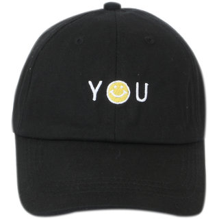 c95f4a0c096 ILU Smiley Adjustable Snapback caps Hip hop cap men women boys girls  baseball man woman cap