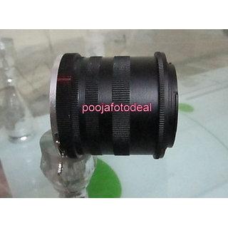 EXTENSION TUBE CANON EOS SLR,DSLR CAMERAS 1100D 1000D 550D 5D 7D 500D 60D 600D