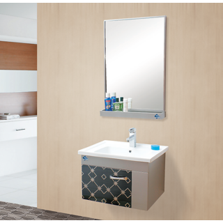 SKY Stainless Steel Bathroom Vanity