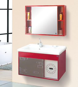 SKY Arti Wood Bathroom Vanity