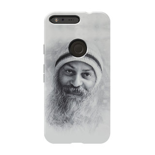 HACHI OSHO Mobile Cover For Google Pixel