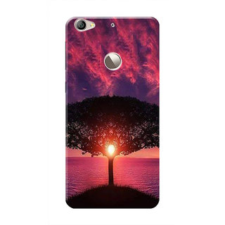 HACHI Beautiful Nature Mobile Cover For LeEco Le 1s