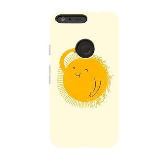 HACHI Cool Case Mobile Cover For Google Pixel
