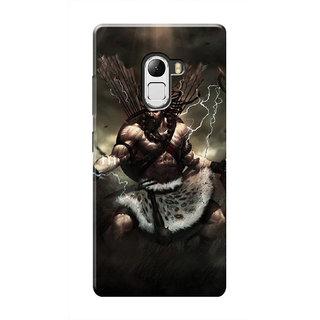 HACHI Lord Shiva Mobile Cover For Lenovo Vibe K4 Note :: Lenovo A7010 :: Lenovo Vibe X3 Lite