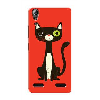 HACHI Cool Case Mobile Cover For Lenovo A6000 :: Lenovo A6000 Plus