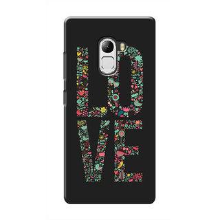 HACHI Love Mobile Cover For Lenovo Vibe K4 Note :: Lenovo A7010 :: Lenovo Vibe X3 Lite