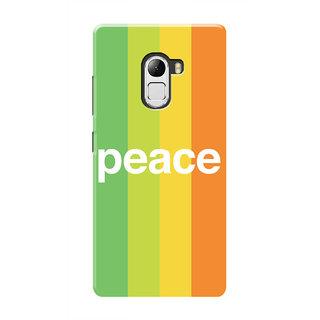 HACHI Peace Mobile Cover For Lenovo Vibe K4 Note :: Lenovo A7010 :: Lenovo Vibe X3 Lite