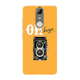 HACHI Oh Snap Mobile Cover For Lenovo K5 Note :: Lenovo K5 Note Pro