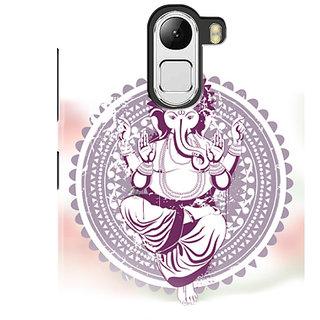 HACHI Lord Ganesha Mobile Cover For Lenovo Vibe K4 Note :: Lenovo A7010 :: Lenovo Vibe X3 Lite