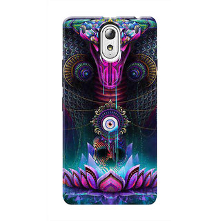 HACHI Cool Case Mobile Cover For Lenovo Vibe P1m