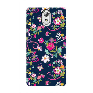 HACHI Cool Case Mobile Cover For Lenovo Vibe P1m