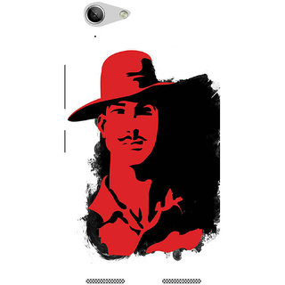 HACHI Bhagat Singh Ji Mobile Cover For Lenovo Vibe K5