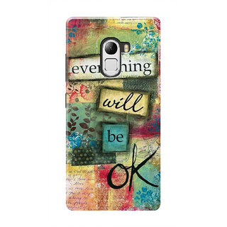 HACHI Cool Case Mobile Cover For Lenovo Vibe K4 Note :: Lenovo A7010 :: Lenovo Vibe X3 Lite
