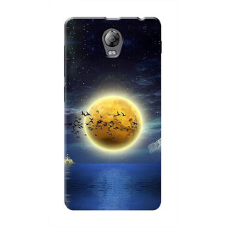 HACHI Beautiful Nature Mobile Cover For Lenovo Vibe P1 Turbo