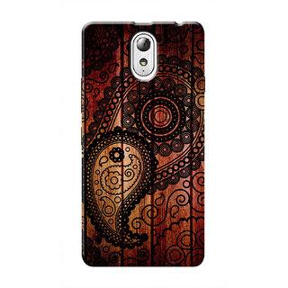 HACHI Artistic Design Mobile Cover For Lenovo Vibe P1m
