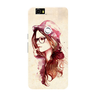 HACHI Cool Case Mobile Cover For Huawei Nexus 6P