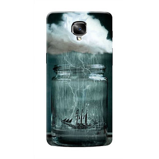 HACHI Cool Case Mobile Cover For OnePlus Three :: OnePlus 3