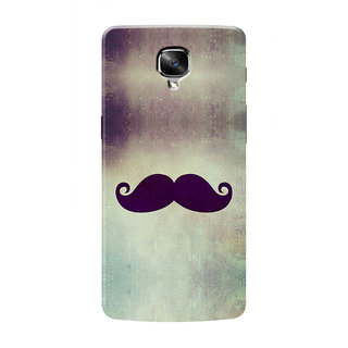 HACHI Cool Case Mobile Cover For OnePlus 3T