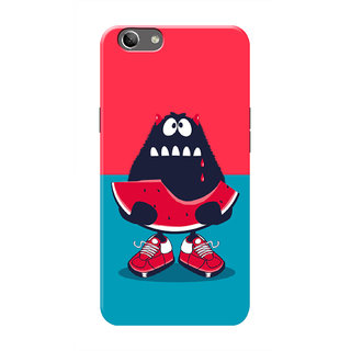 HACHI Cartoon Mobile Cover For Oppo F1s