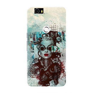 HACHI Artist Love Mobile Cover For Huawei Nexus 6P