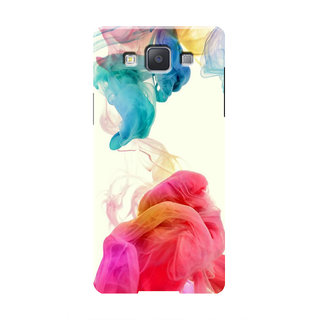 HACHI Cool Case Mobile Cover For Samsung Galaxy A7