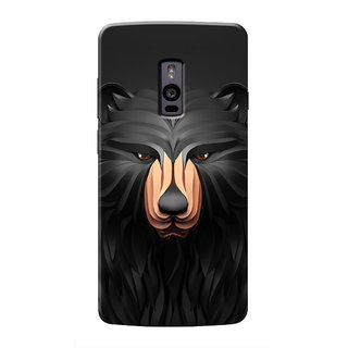 HACHI Cool Case Mobile Cover For OnePlus Two :: OnePlus 2