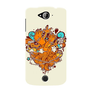 HACHI Cool Case Mobile Cover For Acer Liquid Z530