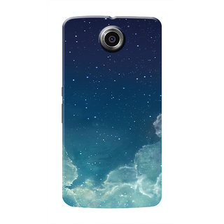 HACHI Cool Case Mobile Cover For Motorola Nexus 6