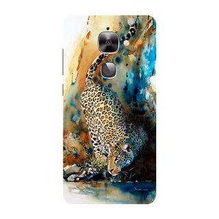 HACHI Cool Case Mobile Cover For LeEco Le 2 :: LeEco Le 2 Pro