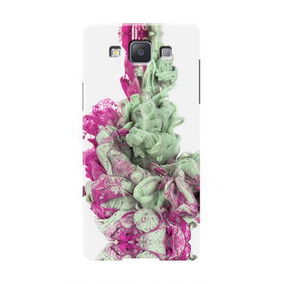 HACHI Beautiful Pattern Mobile Cover For Samsung Galaxy A7