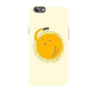 HACHI Cool Case Mobile Cover For Oppo F1s