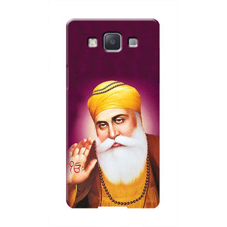 HACHI Guru Nanak Dev Ji Mobile Cover For Samsung Galaxy A5